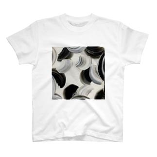黒縄 T-shirts
