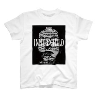 <コラボ→hagu_umitsuki> INNER-CHILD【dark】: TS T-shirts