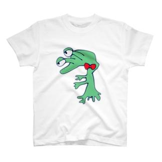 てろてろあんぺあ T-shirts