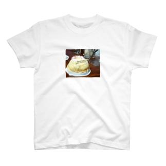 クリスマスケーキ T-shirts