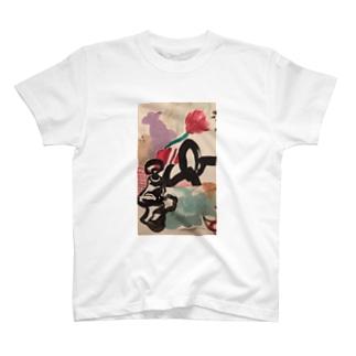 定点観測した部屋 T-shirts