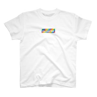 カリスマニートのCharisma neet レインボーボックス T-shirts