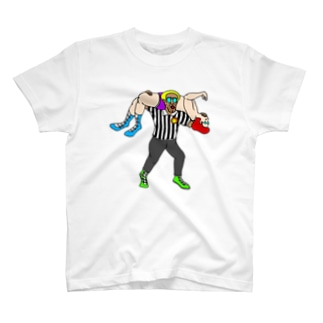 反則は許しまへんで! T-shirts