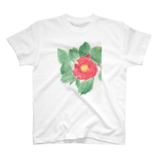 椿 T-shirts