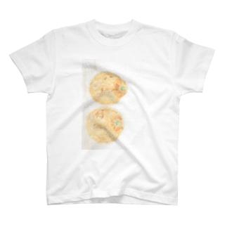 夫婦デコポン T-shirts