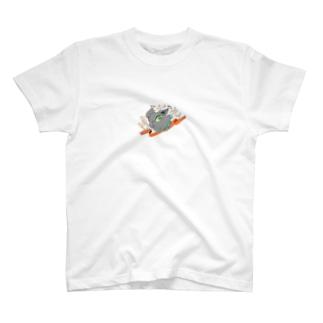 アイズキャット T-shirts