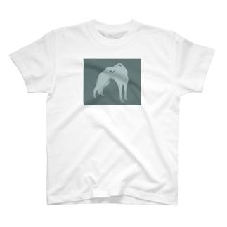 ボルゾイ T-shirts