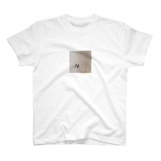 no.20 T-shirts