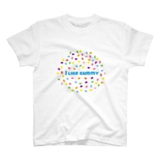 グミ T-shirts