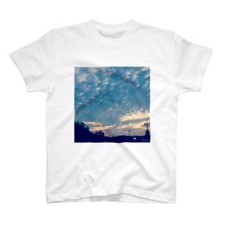 blue_sky T-shirts