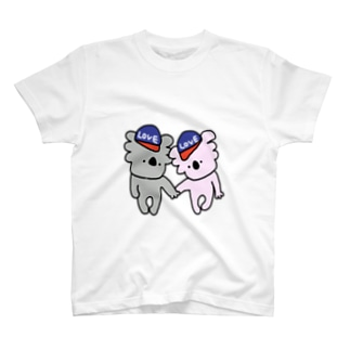 手をつなごう T-shirts