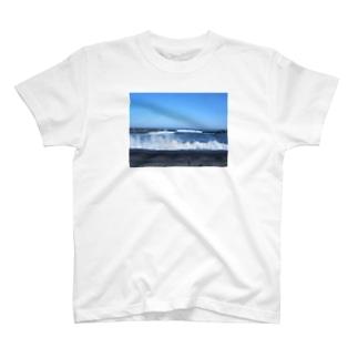 ミラーレス一眼で地元の海を撮った T-shirts