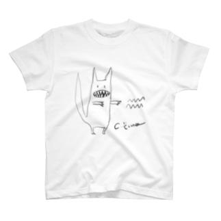 念動力 T-shirts
