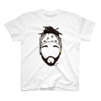 Face T-shirt (black logo) T-shirts