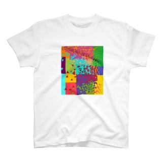 ひらがなで(忍者) T-shirts