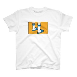 ディス イズ かかと T-shirts