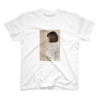 グスタフ・クリムト / ヘレーネクリムトの肖像 / 1898 / The portrait of Helene Klimt /Gustav Klimt  T-shirts