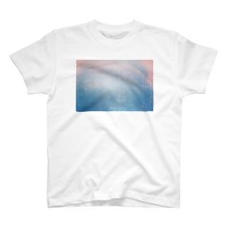 サカシマYのhope T-shirts