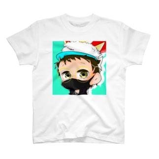 キュートなボクちんTシャツ T-shirts