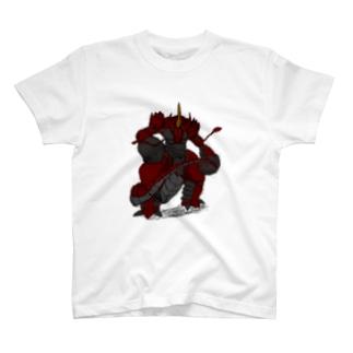 コウクスクリュウ T-shirts