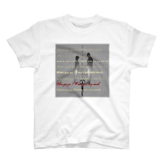 あいみすゆー。 T-shirts
