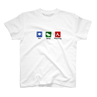 E-S-M 淡色用 T-shirts
