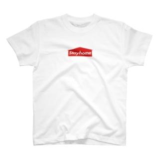 Stayhome  ~コロナに負けるな~ T-shirts