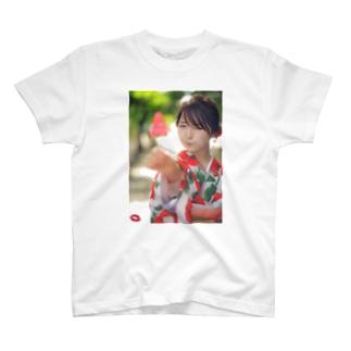 美女T関西 No.17 @photo._.xooaya  T-shirts