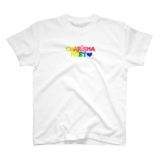 Charisma neet グラデーション T-shirts