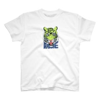 DAME TIGER T-shirts