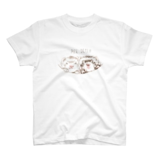 チャリティグッズ*りんちゃんこゆきちゃん T-shirts