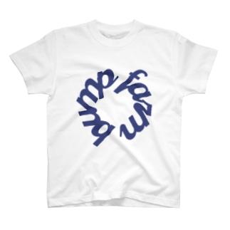 BUMP FARMのcircle BUMPFARM T-shirts