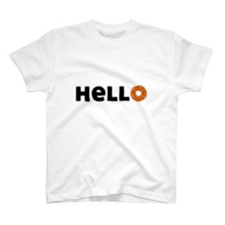 hello, goodbye T-shirts