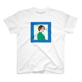 カチューシャ T-shirts