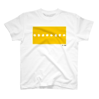 転がる餅 T-shirts