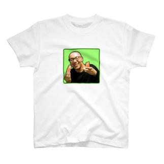 スイカ大好き T-shirts