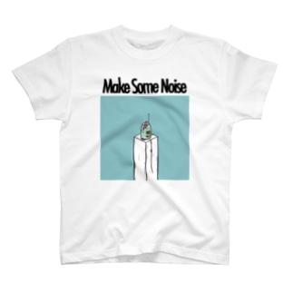 缶(Ver.CMYK) T-shirts