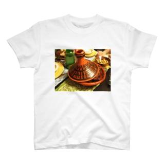 Tajin タジン T-shirts
