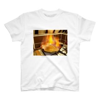 フランベ T-shirts