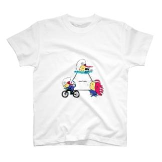 アマビエトライアスロン T-shirts