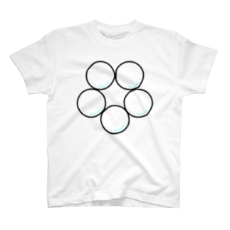 パール #5-2 T-shirts