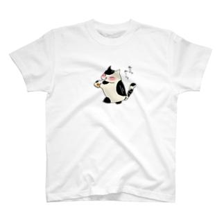 ねこじゃねこじゃ T-shirts
