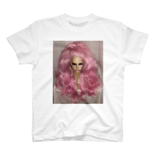 DRAG wigs T-shirts