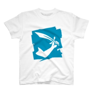 PIRATE_FLAG T-shirts