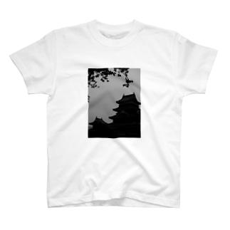 松本城 T-shirts