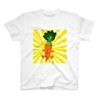 にんじんくん T-shirts
