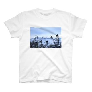 雪山2 T-shirts