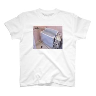 バランス風呂釜(遺産) T-shirts