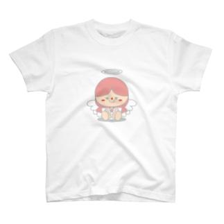 大天使チャミュエルちゃん T-shirts