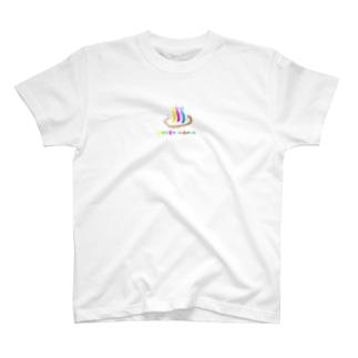ONSEN MANIA vivid T-shirts